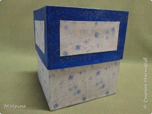 Мои первые шкатулки: из картона для рукоделия и из спичечных коробков для бусинок и всяких мелочей - булавок, застежек, крючочков и т.д. Не все получилось идеально, и еще есть к чему стремиться)) фото 30