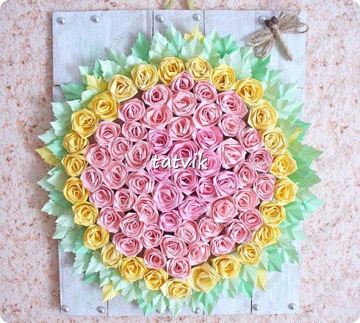 Розовое пано фото 1