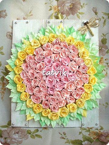 Розовое пано фото 2
