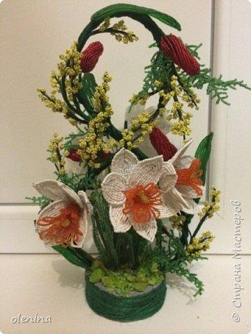 цветочные композиции фото 4