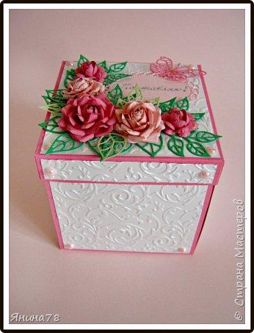 Коробочки.  фото 1