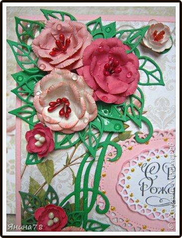 Две открытки-сестрички. фото 4