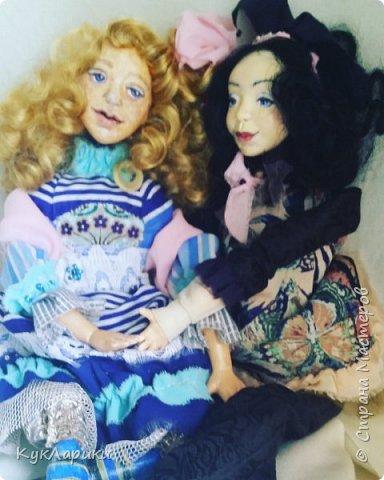 Всем Привет!!!Мои Дорогие!!!Я сегодня счастлива!!!Я доделала куколку!!!Ура Товарищи!!!! фото 7