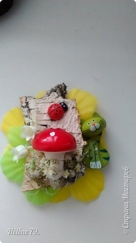 Здравствуйте, дорогие соседи!!!   Украсила лопаточки на  весенний праздник, получился декор-оберег для кухни.   №1 фото 15