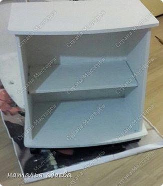 Тумба для комнаты девочки. фото 3
