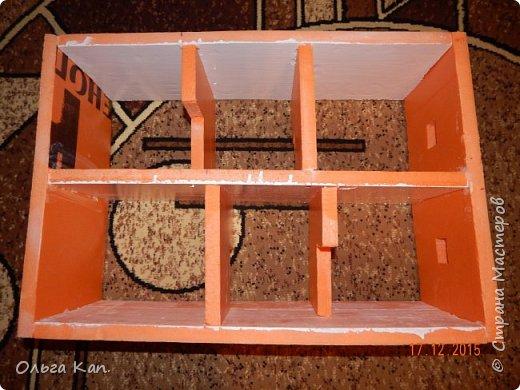 Вот такой кукольный домик для свинки Пеппа я сделала для своей дочери. Размер домика 60*20*60 см. фото 4