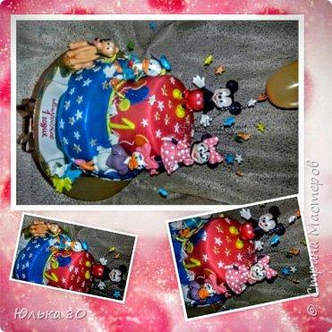 Вот такие вазочки у меня получились благодаря мастер- классам и идеям наших МАСТЕРОВ И МАСТЕРИЦ))) фото 7