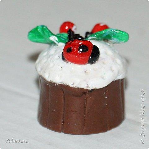 """Наперсток """"Вишневый десерт"""" фото 2"""