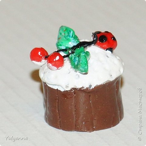 """Наперсток """"Вишневый десерт"""" фото 3"""