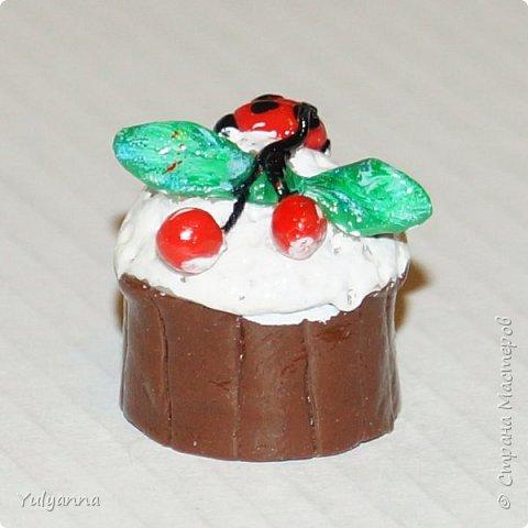 """Наперсток """"Вишневый десерт"""" фото 4"""