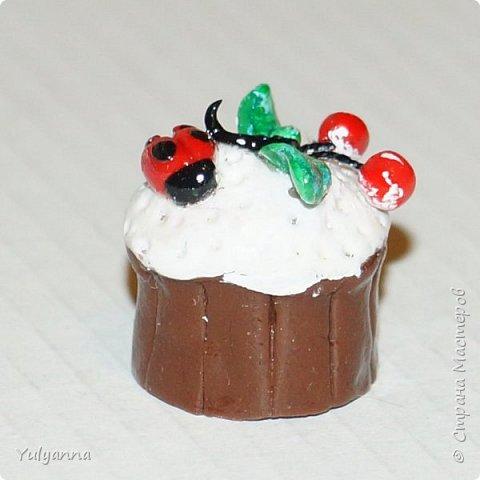 """Наперсток """"Вишневый десерт"""" фото 1"""