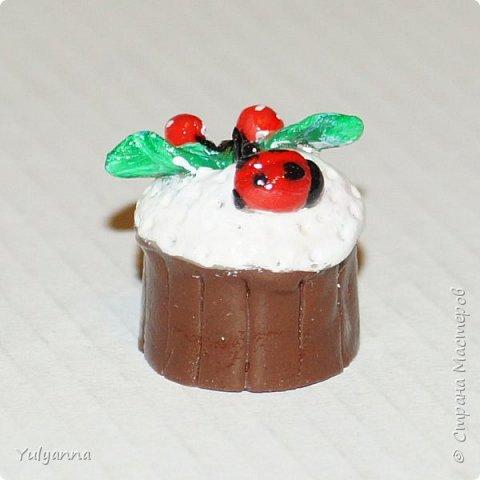 """Наперсток """"Вишневый десерт"""" фото 5"""