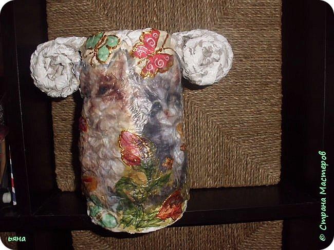 ПЛЕТЕМ - НЕ ПЛЕТЯ. Плетение необычное из туалетной бумаги фото 35