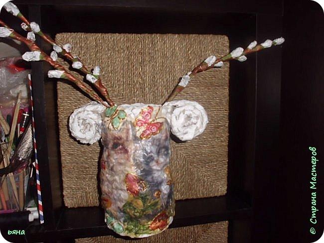 ПЛЕТЕМ - НЕ ПЛЕТЯ. Плетение необычное из туалетной бумаги фото 36