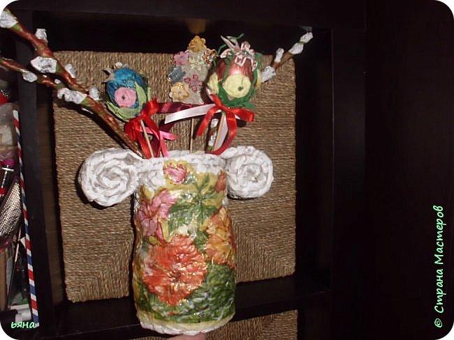ПЛЕТЕМ - НЕ ПЛЕТЯ. Плетение необычное из туалетной бумаги фото 37