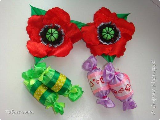"""Маки и """"конфетки"""" фото 1"""