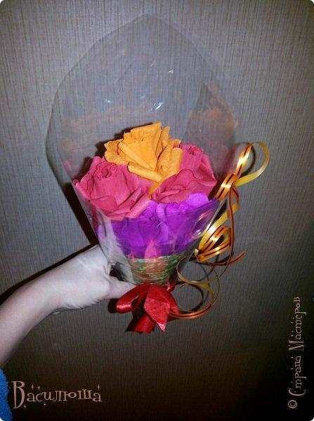 корзиночки с цветами фото 3