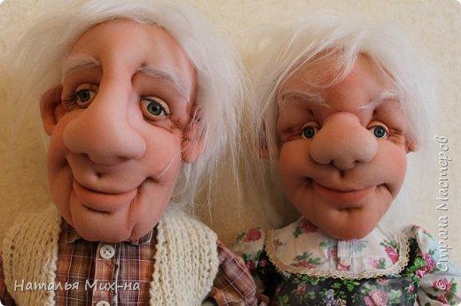 Дед Прокофий и бабушка Настя  фото 2