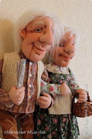 Дед Прокофий и бабушка Настя  фото 3