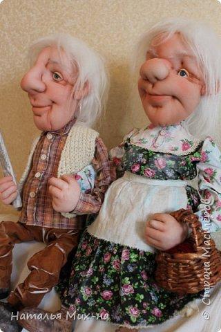 Дед Прокофий и бабушка Настя  фото 6