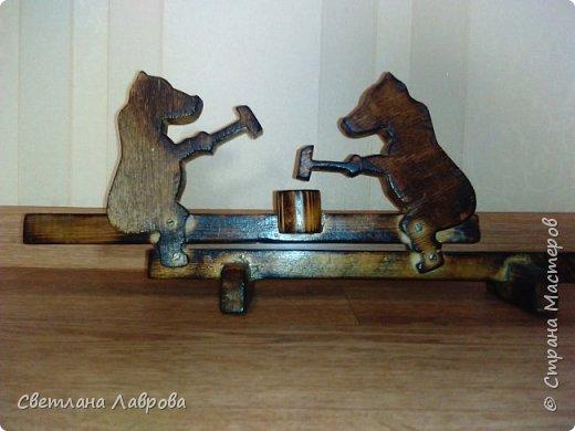 Мишки и топорик фото 1