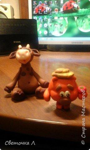 Первые игрушки из полимерной глины