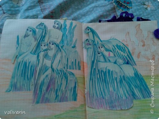 """Добро пожаловать, в мой вымышленный мир))) Это планета Виола солнечной системы Вьюс и жувут на ней кентавры и кони, много много разных видов, все фотографировать не стала, выбрала самых """"породистых""""))) итак первый табун - радужные лошадки фото 12"""