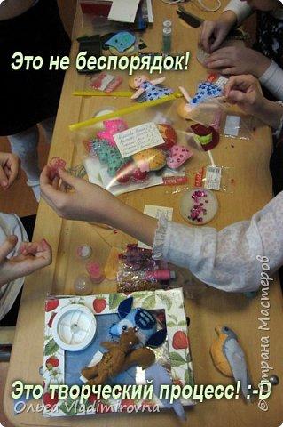 Куколки и игрушки из фетра расшитые бисером.  фото 2