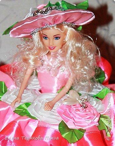 Авторская кукла-шкатулка фото 3