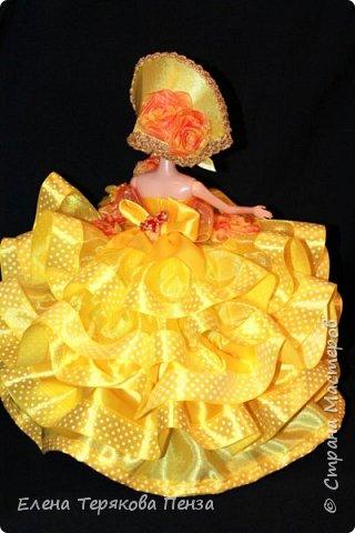 Авторские куклы-шкатулки фото 2