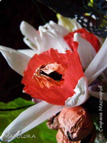 именинник весенний значит и букет весенний  - нарциссы, тюльпаны фото 1