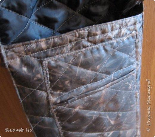 Идея органайзера возникла, когда перекладывала с места на место деревянную икеевскую рамочку, да и распоротые недоутилизированные джинсы всё время попадались на глаза. Деним люблю в принципе, а эта джинсовая ткань ещё и легко шьётся, она достаточно тонкая, да и оттенок светлый, как мне нравится. фото 18