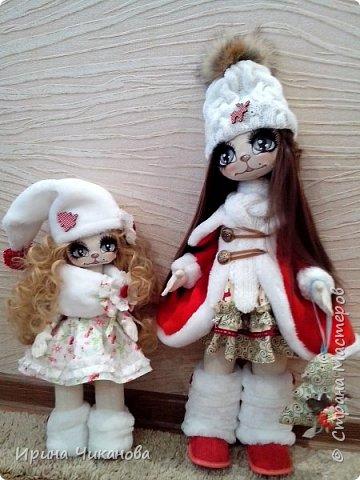 Новогодние Кошечки. фото 6
