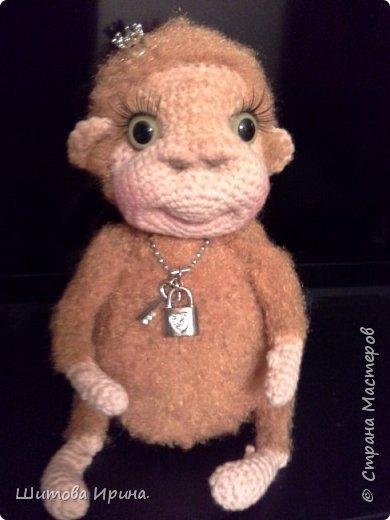 обезьянка на счастье