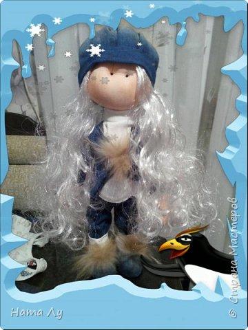 Вот и я добралась до куколок!!!Боярыня Морозова!!! фото 4