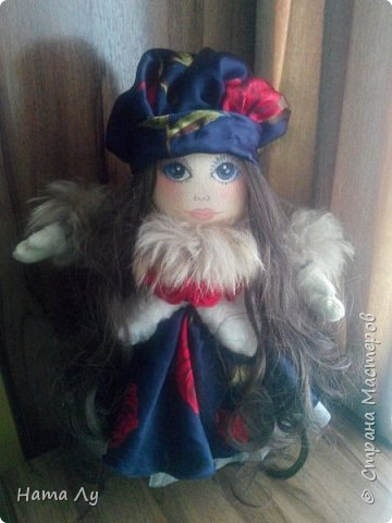 Вот и я добралась до куколок!!!Боярыня Морозова!!! фото 2