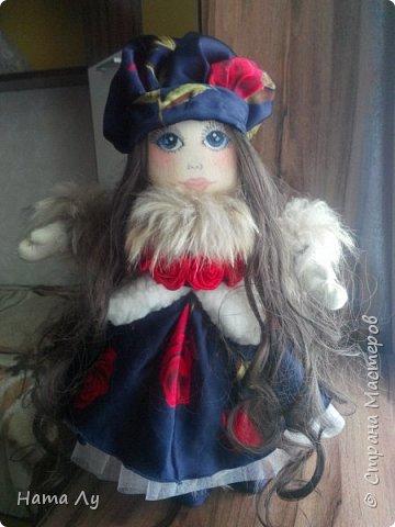 Вот и я добралась до куколок!!!Боярыня Морозова!!! фото 1
