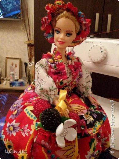 """Добрый день уважаемые мастерицы СМ и мои гости!  Хочу поделиться с вами как я делаю куклу-шкатулку и очень надеюсь, что мой МК вам понравится и будет в помощь.  В данном варианте сделана кукла на тему: """"""""Лето НЕ За горами"""".   Жду ваши комментарии и вопросы))) Заранее благодарю.   фото 1"""