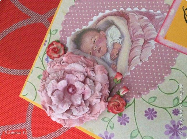 Моё последнее творение - коробочка для маленькой принцессы. фото 14