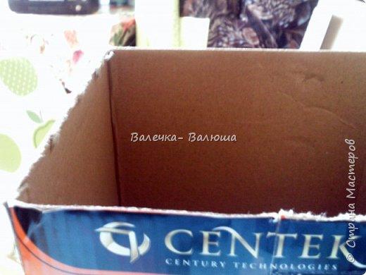 Вот такая коробочка-органайзер (слева) сделалась сегодня  у меня за два часа. Начну с того, что недавно увидела МК Людмилы по созданию органайзера и заболела... https://stranamasterov.ru/node/1000062#comment-13768348  фото 4