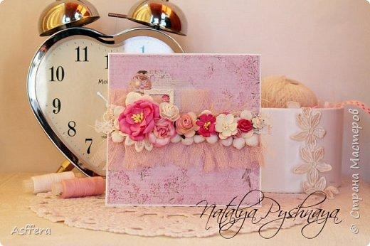 Всем привет!!! На сегодня у меня опять весенние открытки,ну вот и дождались мы весну!!! фото 5