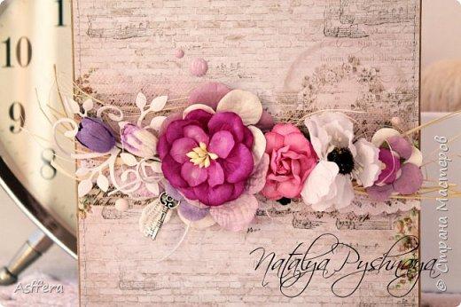 Всем привет!!! На сегодня у меня опять весенние открытки,ну вот и дождались мы весну!!! фото 4