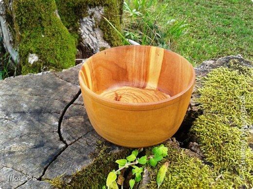 салатница: оливковое дерево, диаметр: 12см, глубина: 5,5см, обработано оливковым маслом  фото 2