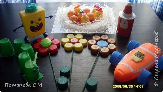 Игрушки из бросового материала фото 1
