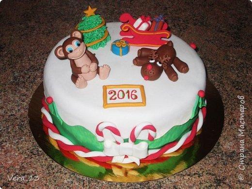 Всем привет! Накопилось много тортиков, которыми хочу с вами поделиться!  фото 10