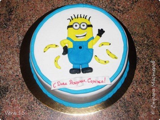 Всем привет! Накопилось много тортиков, которыми хочу с вами поделиться!  фото 11