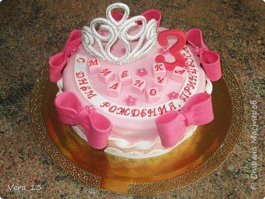 Всем привет! Накопилось много тортиков, которыми хочу с вами поделиться!  фото 12
