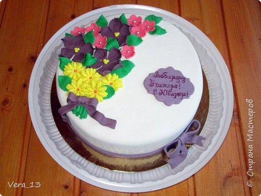 Всем привет! Накопилось много тортиков, которыми хочу с вами поделиться!  фото 14