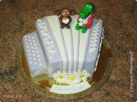 Всем привет! Накопилось много тортиков, которыми хочу с вами поделиться!  фото 16