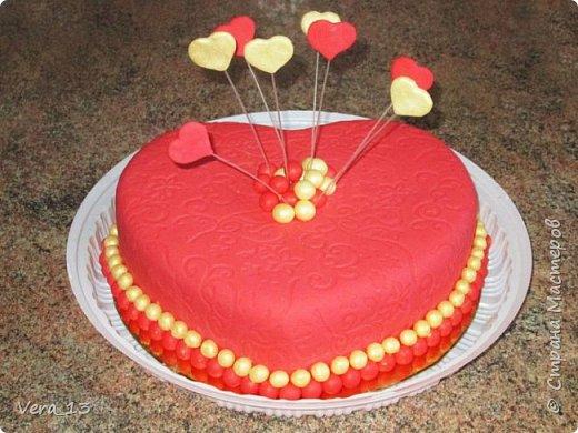 Всем привет! Накопилось много тортиков, которыми хочу с вами поделиться!  фото 17